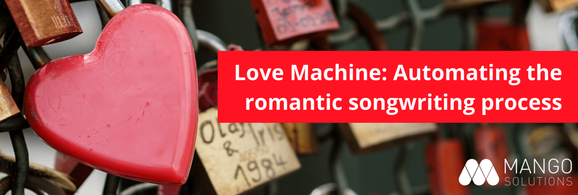 Love Machine: Automating the romantic songwriting process
